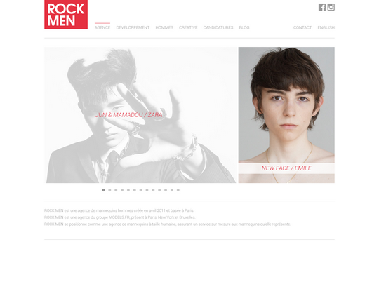 RockMen Model Management